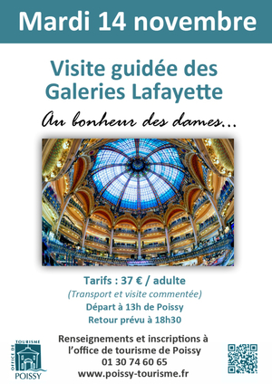 office de tourisme paris visite guidee