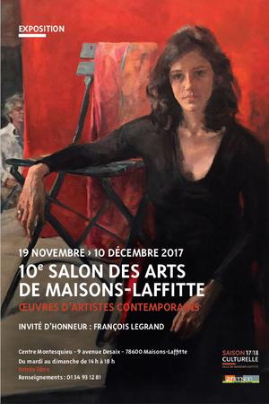 Salon des arts centre montesquieu maisons laffitte 78600 sortir paris le parisien etudiant - Salon des arts creatifs paris ...
