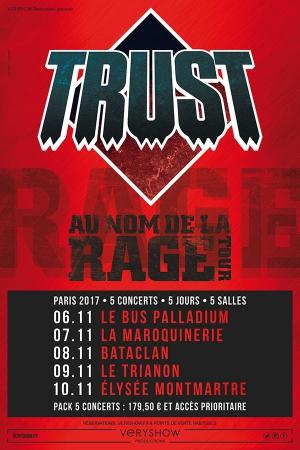 TRUST [Paris - 75] > 10-11-2017