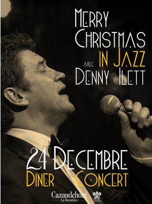 Merry christmas in jazz avec denny ilett