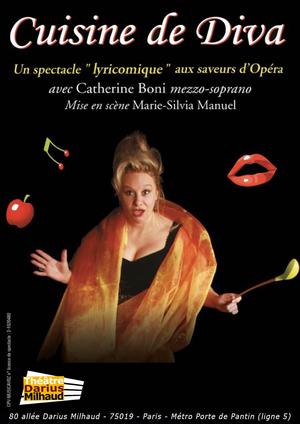 Cuisine de diva th tre darius milhaud paris 75019 sortir paris le parisien etudiant - Milhaud cuisine ...