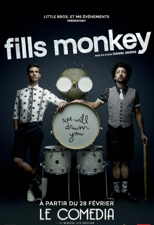 "Résultat de recherche d'images pour ""fills monkey we will drum you"""