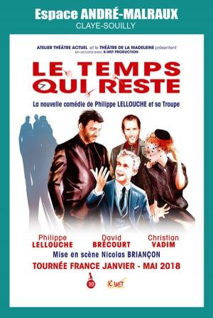 939ff9c65bd LE TEMPS QUI RESTE - Espace André Malraux