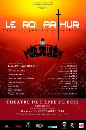 theatre paris octobre 2018