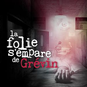 Halloween : le Musée Grévin se transforme en Hopital de la peur