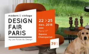 les puces du design espace champerret paris 75017. Black Bedroom Furniture Sets. Home Design Ideas