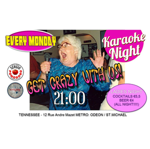 Crazy Karaoke & Happy Hour Ladies