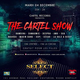 THE CARTEL SHOW