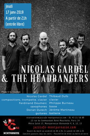Nicolas Gardel & The Headbangers