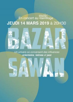 BAZAR SAWAN - Studio de l'Ermitage, Paris, 75020 - Sortir à
