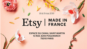 Etsy Made in France x Canal Saint Martin - PARIS