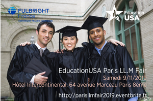 EDUCATIONUSA PARIS LL.M FAIR