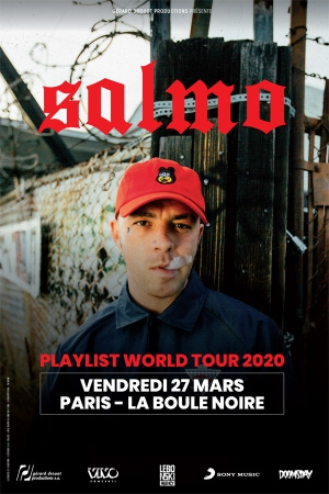 SALMO - PLAYLIST WORLD TOUR 2020