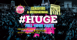 Erasmus FULL MOON Party ✘ # 3 ROOMS x 3 VIBES — Le Duplex
