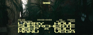 Larry Houl • Supercherie • Deep x Roll • Manu Vega