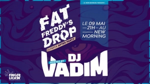 FAT FREDDY'S DROP OFFICIAL AFTER PA - AFTER PARTY
