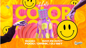 Hello Color - Pool Party & Club - Lagoon Paris