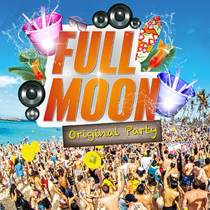 FULL MOON 'Bucket Party' : GRATUIT²