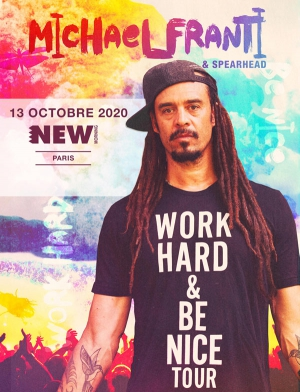 MICHAEL FRANTI & THE SPEARHEAD