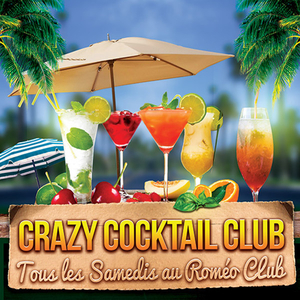 CRAZY COCKTAIL CLUB (FILLE : GRATUIT)