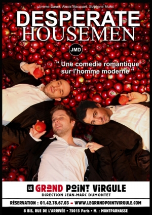DESPERATE HOUSEMEN - Réveillon du 31