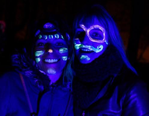 Accro night ao t 2014 base r gionale de loisirs de for Yvelines sortir