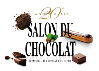 Salon du chocolat 2015 parc des expositions de la porte for Salon apb paris