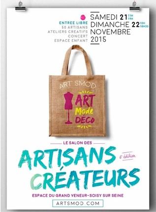 Art 39 smod salon des cr ateurs soisy sur seine espace du grand veneur ch teau parc et p le - Salon des arts creatifs paris ...