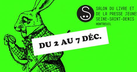 Salon du livre et de la presse jeunesse espace paris est - Salon du livre et de la presse jeunesse ...