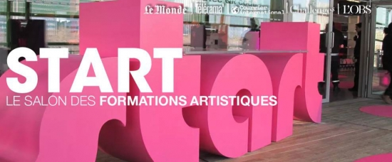 Start le salon des formations artistiques culturelles for Salon du design paris