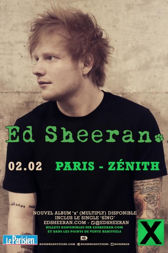 Tour: Ed Sheeran Live In Manila 2015 | Concerts In Manila