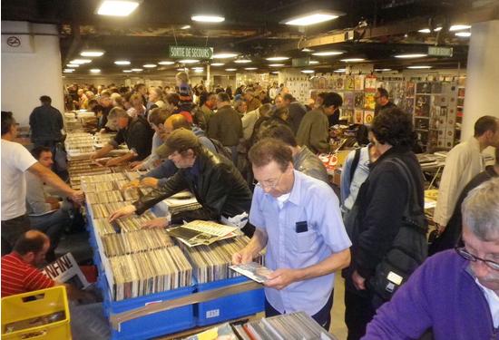 83e dition de la convention internationale du disque de collection rue jean ostreicher paris - Salon etudiant champerret ...