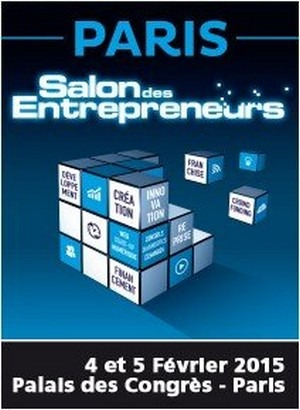 Salon des entrepreneurs 2015 palais des congr s paris for Salon des ce paris 2015