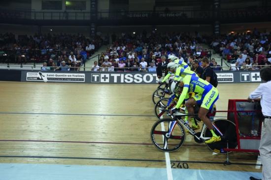 Championnats du monde de cyclisme sur piste v lodrome for Sortir dimanche yvelines