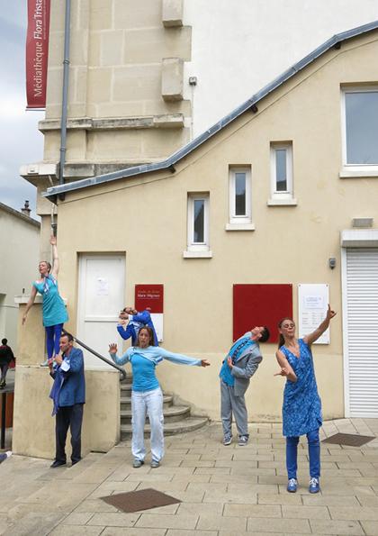 Stage de danse dans la rue et cr ation in situ centre d - 13 rue de la grange aux belles 75010 paris ...