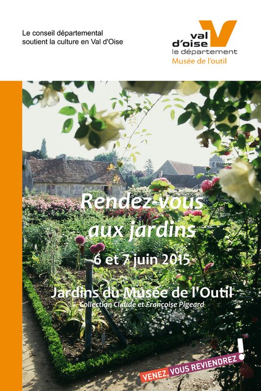 Concert ateliers conf rences rendez vous aux jardins for Rendez vous des jardins