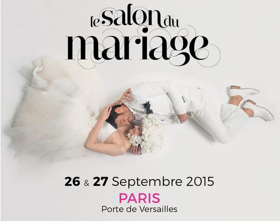 Le salon du mariage parc des expositions de la porte de for Les salons porte de versailles 2016