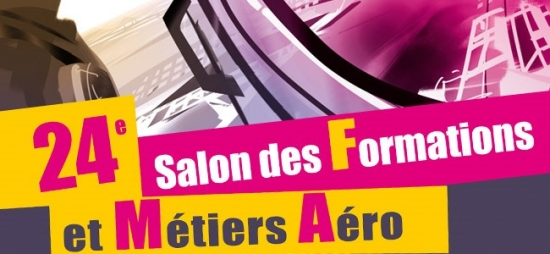 24e salon des formations et m tiers a ronautiques mus e for Salon apb paris