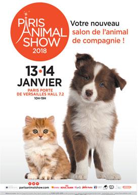 Paris animal show 2018 parc des expositions de la porte - Salon des expositions porte de versailles ...