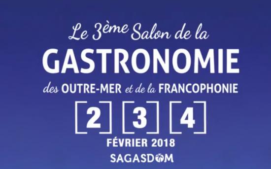 Salon de la gastronomie des outre mer parc des expositions de la porte de versailles paris - Salon de la gastronomie paris ...