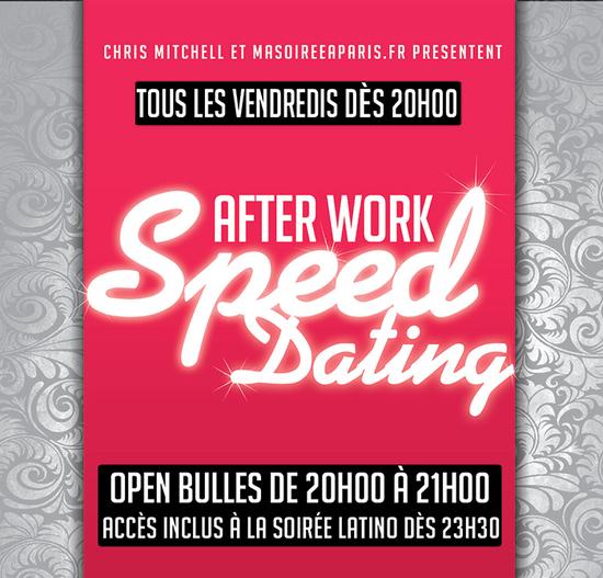 speed dating work