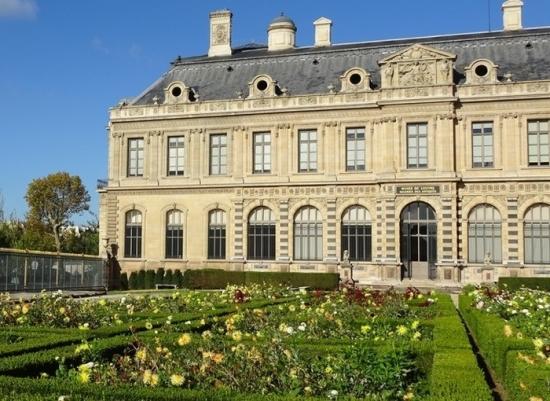 Mus e du louvre journ es du patrimoine 2016 mus e du for Au jardin de l infante