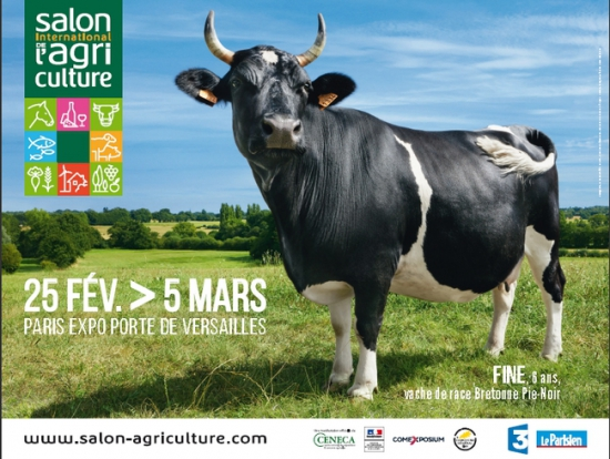 Salon international de l 39 agriculture 2017 sia2017 parc for Porte v salon de l agriculture