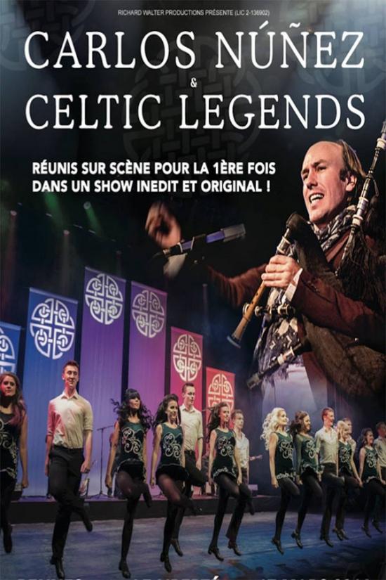 celtic legends 15th anniversary tour olympia paris 75009 sortir paris le parisien. Black Bedroom Furniture Sets. Home Design Ideas