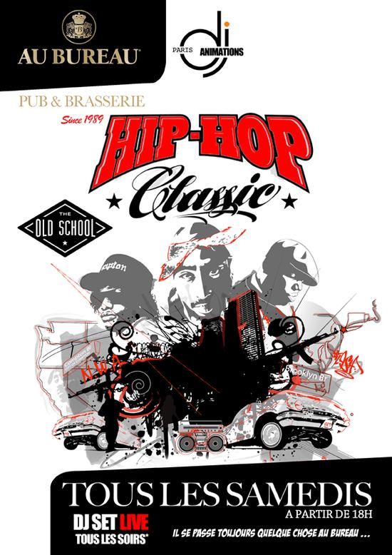 pass le hip hop c 39 tait mieux avant by dj paris. Black Bedroom Furniture Sets. Home Design Ideas