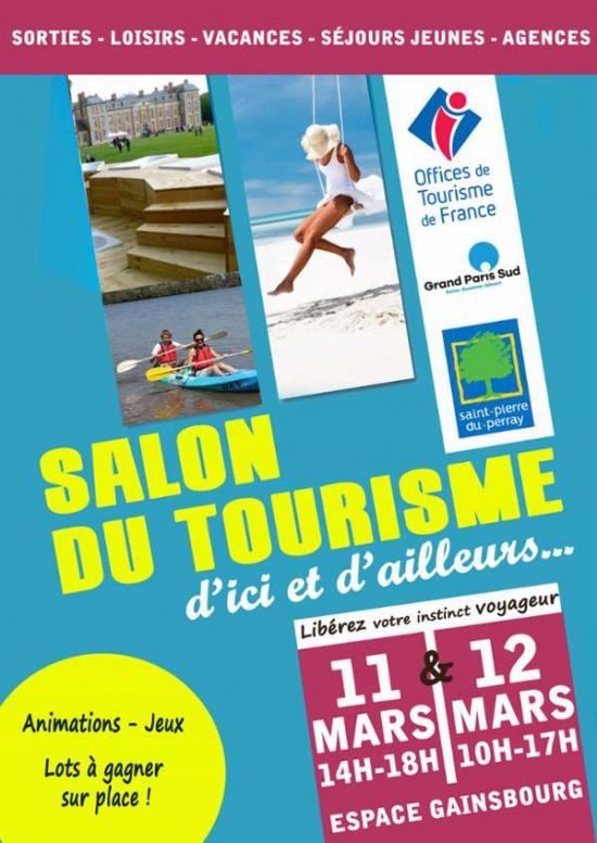 Salon du tourisme d 39 ici et d 39 ailleurs espace serge for Salon du tourisme en france