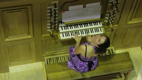 La fabrique de l 39 orgue anne gaelle chanon maison de la for Adresse maison de la radio