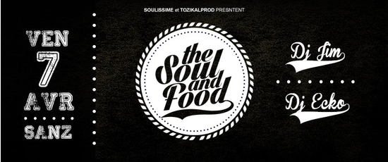 New Soul Food Horaire
