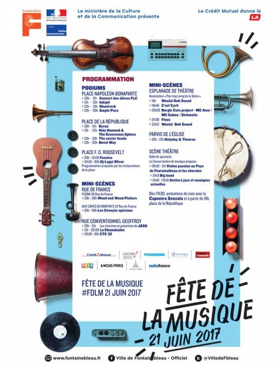 Jasa la chama caine et etc 32 f te de la musique 2017 rue conventionnel geoffroy - Fete de la musique 2017 date ...