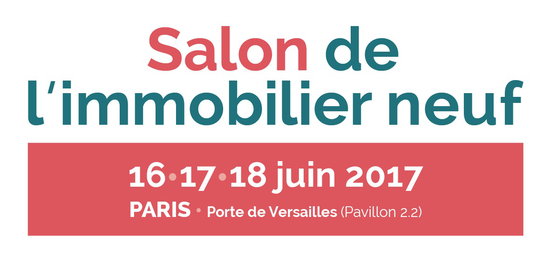 Salon de l 39 immobilier neuf parc des expositions de la for Salon a paris porte de versailles